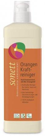 Orangen-Kraftreiniger - besonders hautfreundlich