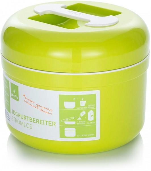 Joghurtbereiter (ohne Strom) - Limette
