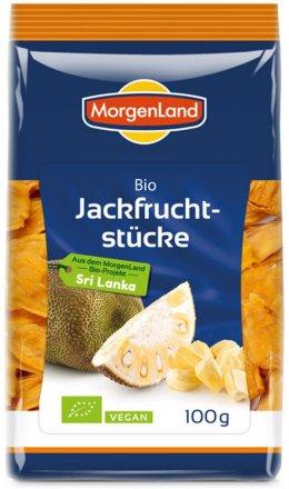 Jackfruchtstücke - 100g - Bio