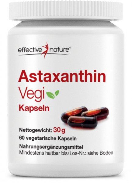 Astaxanthin - Vegi Kapseln