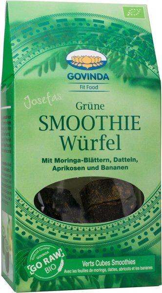 Grüne Smoothie Würfel - Bio - 70g