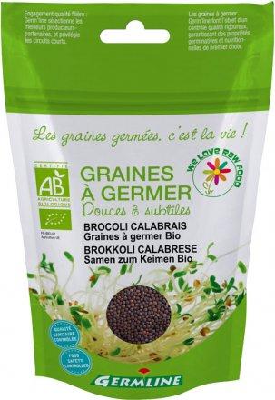 Keimsaat für Brokkoli Calabrese Sprossen