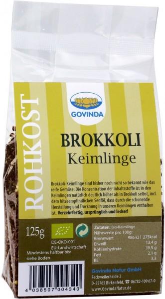 Brokkoli Keimlinge - Bio - 125g