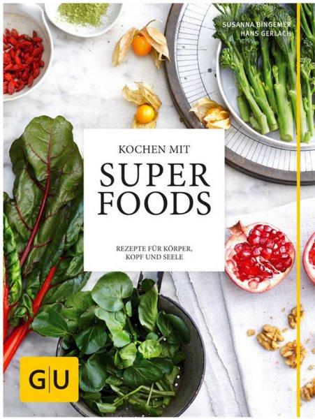 Kochen mit Superfoods - Buch