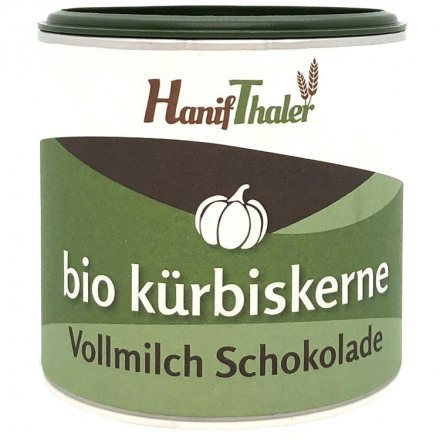 Kürbiskerne-Vollmilch - Bio - 100g