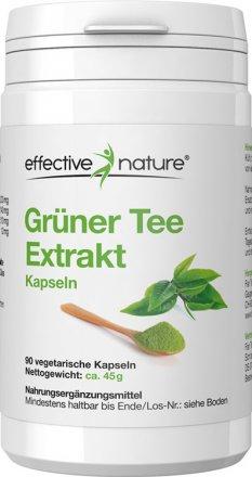 Grüner Tee Extrakt - 90 Kapseln