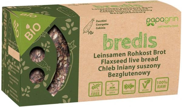 Bredis Zucchini - Bio - 70g