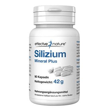 Silizium Mineral+