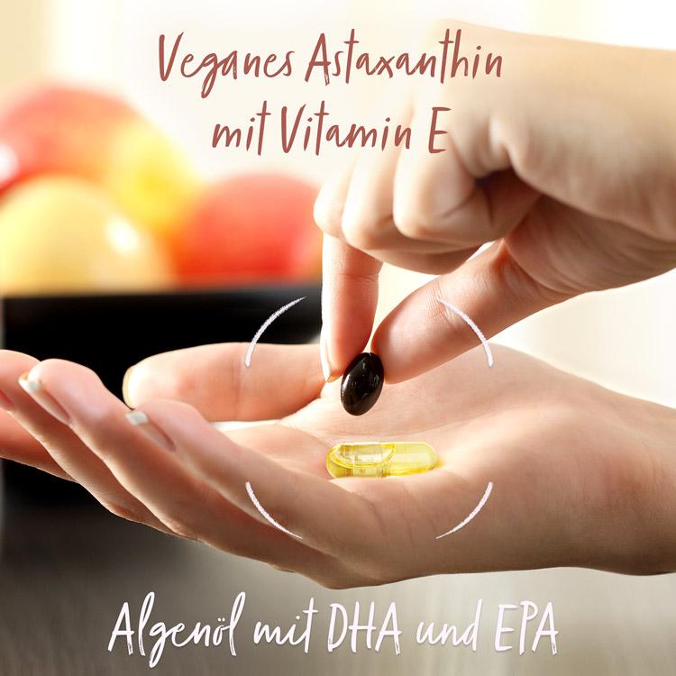 Vitamin E, EPA & DHA