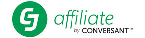 Logo CJ affiliate by CONVERSANT