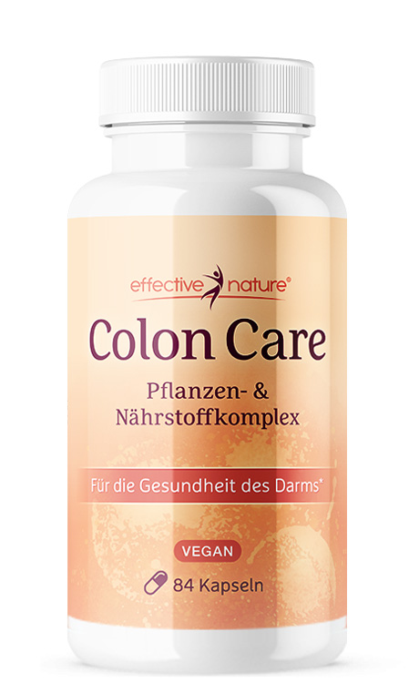 Colon Care von effective nature