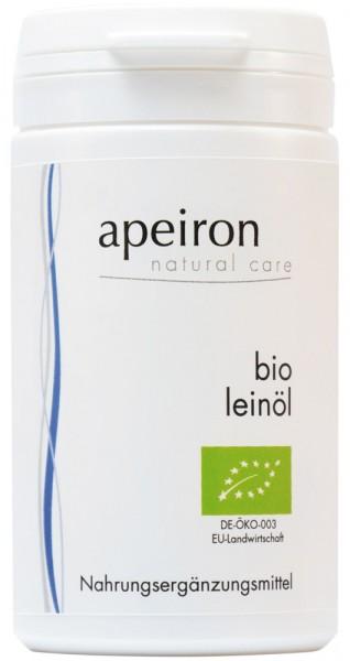 Leinöl in Kapseln - Bio - 60 Stk. - 41,8g