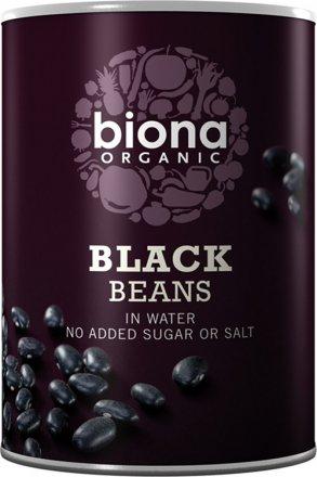 Black Beans - Biona - Bio - 400g