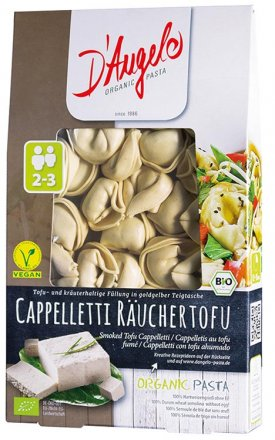Cappelletti Räuchertofu - D'Angelo - Bio - 250g