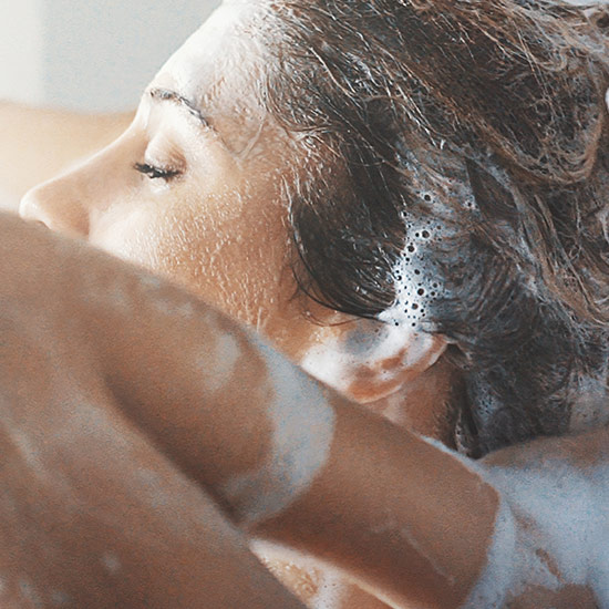 Weizen Schuppen Shampoo
