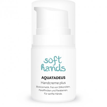Handcreme plus – soft hands - 50ml
