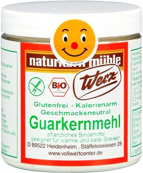 Guarkernmehl - Bio - 100g