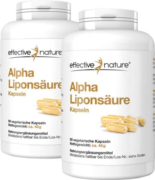 Vitalkur mit Alpha-Liponsäure (4-Wochen)
