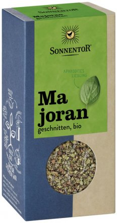 Majoran geschnitten - Bio - 10g - Sonnentor
