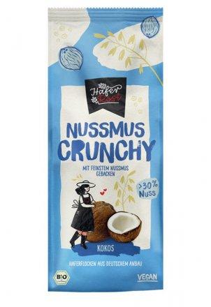 Nussmus-Crunchy Kokos - HaferRosi - Rosengarten - Bio - 350g