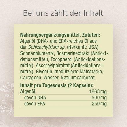 Astaxanthin & Omega 3 Daily Kapseln