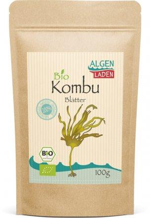 Kombu Blätter - Bio - 100g