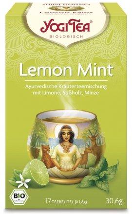 Lemon Mint Tee mit ausgewählten Bio-Kräutern