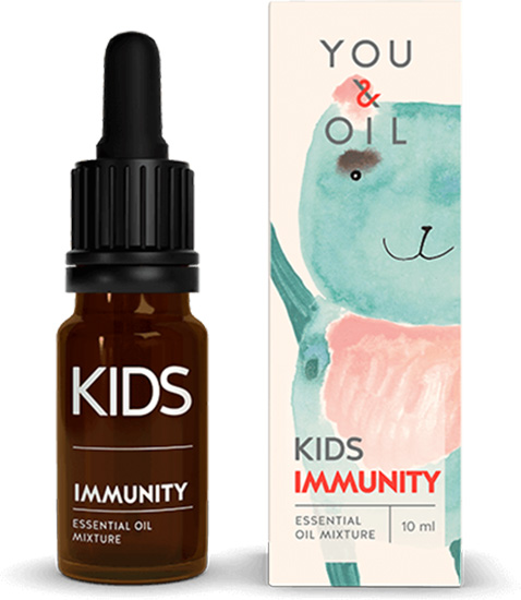 Kids-Öl Immunsystem
