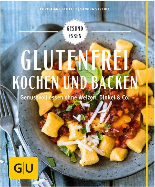 Glutenfrei kochen und backen - Buch