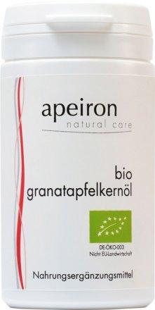 Granatapfelkernöl - 60 Kapseln - Bio