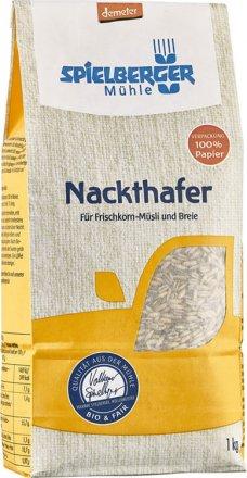 Nackthafer demeter - Spielberger - Bio - 1000g
