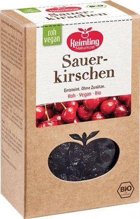 Getrocknete Sauerkirschen in Bio-Qualität