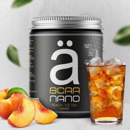 BCAA Nano - Peach - Ice Tea - 420 g