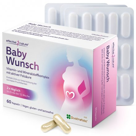 Baby Wunsch & Schwangerschaftstest