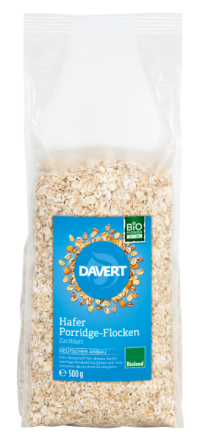 Hafer Porridge-Flocken - Bio - 500g