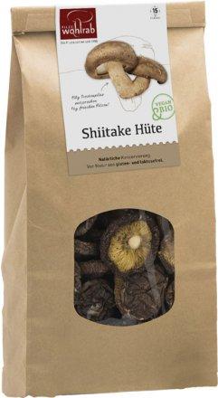 Shiitakehüte - Bio - 100g