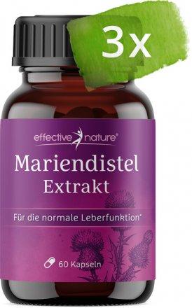 Mariendistel-Extrakt im Vorteilspack