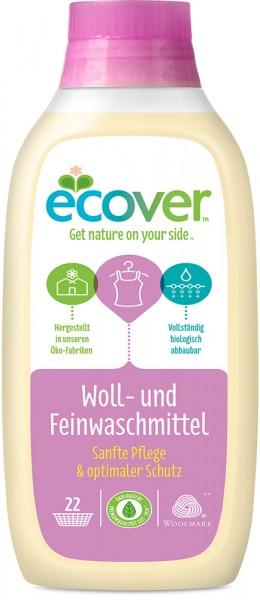 Ecover Woll- und Feinwaschmittel - 1l