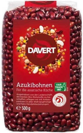 Azukibohnen in Bio-Qualität