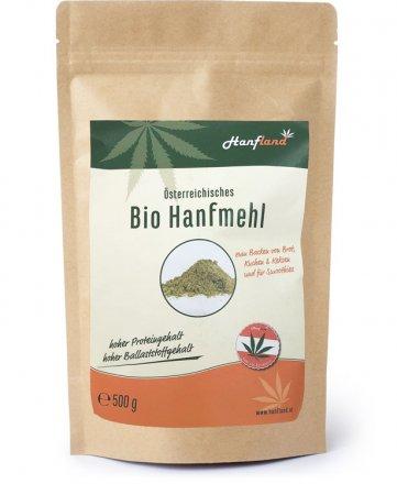 Bio Hanfmehl - Bio - 500g