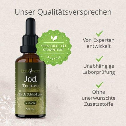 Jod Tropfen - 50ml