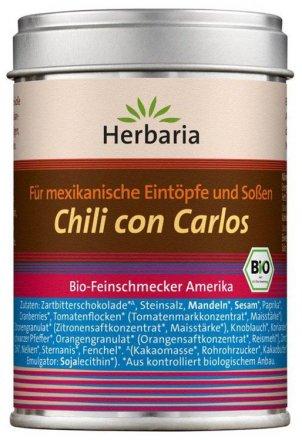 Chili con Carlos - aus der Bio-Feinschmecker Amerika Reihe