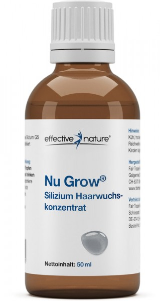 Nu Grow - Haarwuchskonzentrat - 50ml