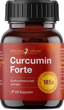 Curcumin Forte - with 185 times better bioavailability