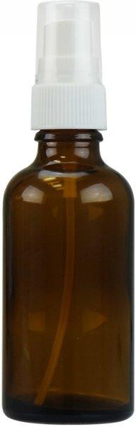 100ml Braunglasflasche mit Zerstäuberpumpe
