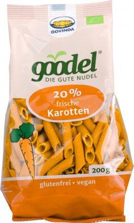 Goodel - Penne Rote Linse und Karotte - Bio - 200g