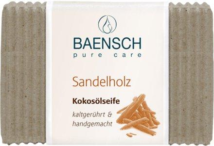 Kokosseife Sandelholz