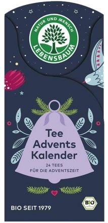 Tee-Adventskalender - Lebensbaum - Bio