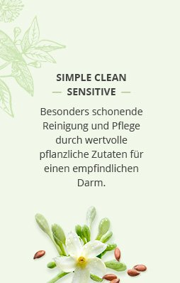 Banner - Simple Clean Sensitive
