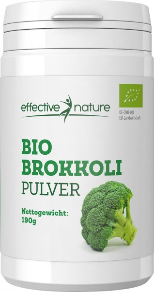Brokkoli Pulver - Bio EU